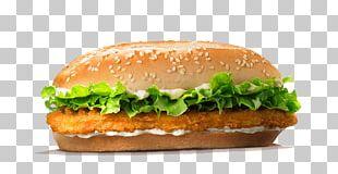 Chicken Sandwich Hamburger TenderCrisp Crispy Fried Chicken Burger King Specialty Sandwiches PNG