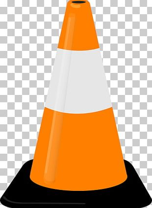 Traffic Cone Open Graphics PNG