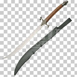 Bowie Knife Blade Hunting & Survival Knives Weapon PNG