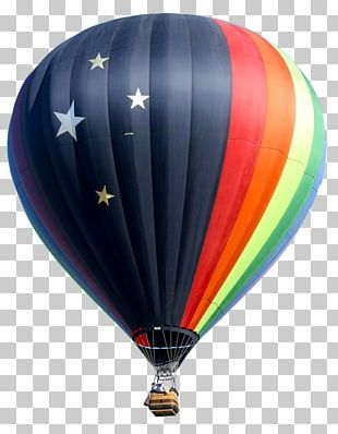 Hot Air Balloon Aerostat PNG