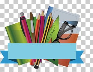 Paper Stationery Graphic Design Pencil PNG