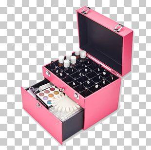 Box Pink Cosmetics Make-up PNG