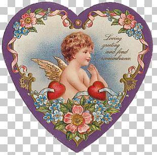 Valentine's Day Paper Vinegar Valentines PNG