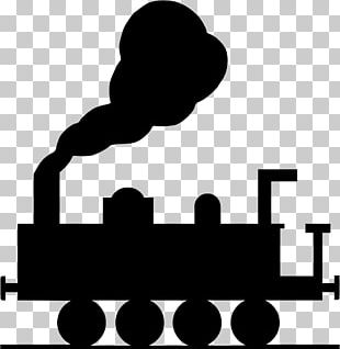 Train Rail Transport Rapid Transit Steam Locomotive PNG