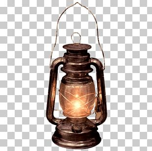Lantern Light Oil Lamp Kerosene Lamp PNG