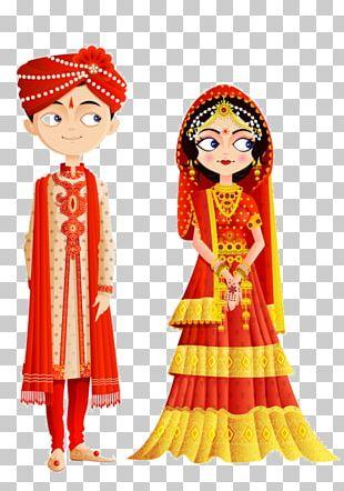 Wedding Invitation Weddings In India Bride Hindu Wedding PNG