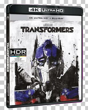 Blu-ray Disc Ultra HD Blu-ray Transformers 4K Resolution Ultra-high-definition Television PNG