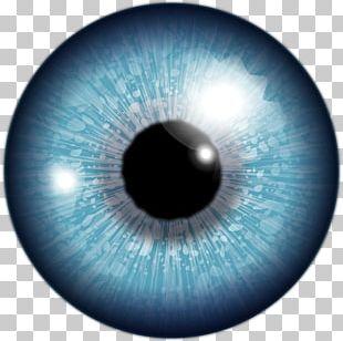 Human Eye Red Eye Lens PNG
