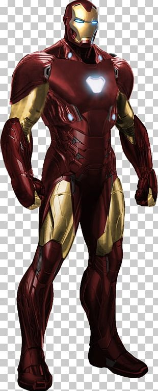 Iron Man's Armor Marvel Cinematic Universe PNG