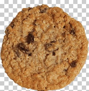 Oatmeal Raisin Cookies Chocolate Chip Cookie Peanut Butter Cookie S'more Biscuits PNG