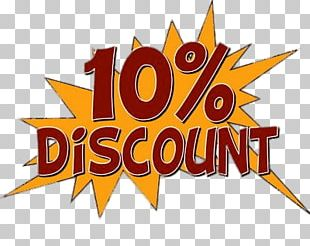 10% Discount PNG