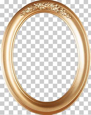 Frames Mirror Gold Montevarchi Photography PNG