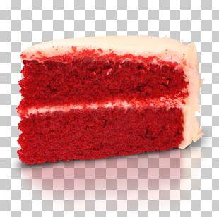 Red Velvet Cake Cheesecake Fudge Cake Dessert Chocolate Brownie PNG