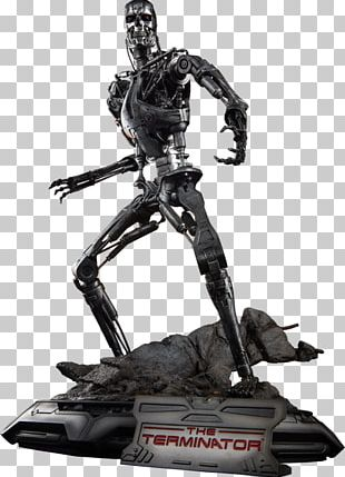 The Terminator T-1000 Sideshow Collectibles Action & Toy Figures PNG