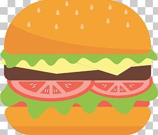 Hamburger French Fries Cheeseburger Fast Food Restaurant PNG