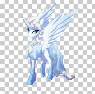 Pony Elsa Winged Unicorn Anna PNG