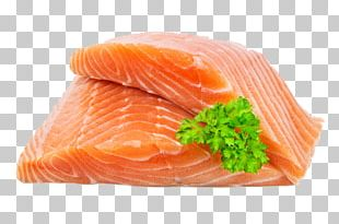 Salmon Sushi Sashimi Fish Fillet PNG