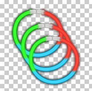 Glow Stick Light Bracelet Wristband Glow-in-the-dark PNG