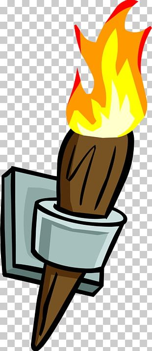 Wall Torch PNG