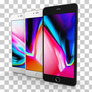 Apple IPhone 8 Plus 64 Gb Telephone Subscriber Identity Module PNG