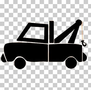 Tow Truck Pickup Truck Roadside Assistance Car PNG