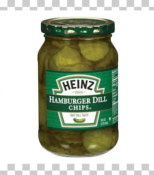Pickled Cucumber Hamburger French Fries Cuisine Of The United States H. J. Heinz Company PNG