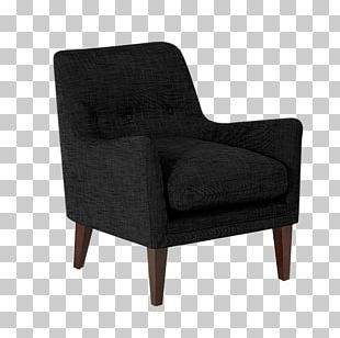 Wing Chair Furniture Dining Room Slipcover PNG