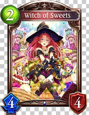 Shadowverse Witch ネクロマンシー Magic Circle Vampire PNG