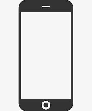 Cell Phone Frame PNG