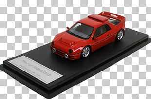Ford RS200 Model Car Ford Motor Company Hobby Products International PNG