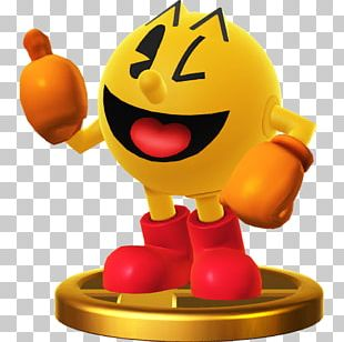 Jr. Pac-Man Super Smash Bros. For Nintendo 3DS And Wii U Pac-Man World 3 Ms. Pac-Man PNG