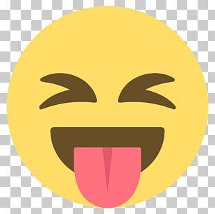 T-shirt Emoji Smiley Emoticon Tongue PNG
