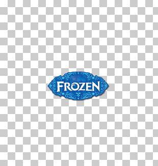 Logo Brand Backpack Frozen Font PNG