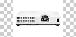 Multimedia Projectors LCD Projector XGA Liquid-crystal Display PNG
