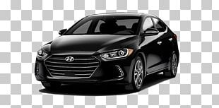 2018 Hyundai Elantra Car Hyundai Accent Hyundai Santa Fe PNG