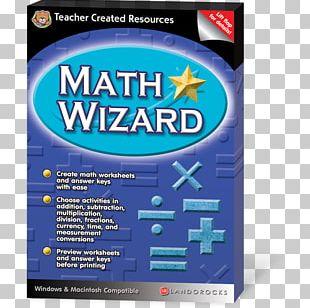 Worksheet Mathematics Teacher Addition Number PNG