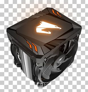 Computer System Cooling Parts Gigabyte Technology AORUS Heat Sink Pulse-width Modulation PNG