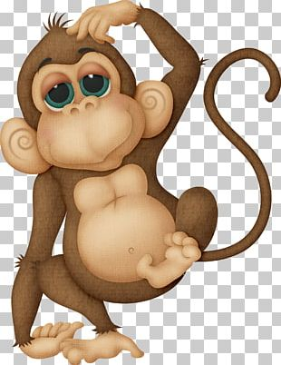 The Evil Monkey PNG