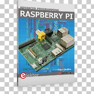 Raspberry Pi For Dummies Elektor Programming Language Computer Programming PNG