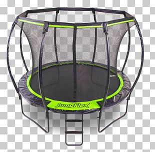 Trampoline Safety Net Enclosure Jumping Trampolining Sport PNG