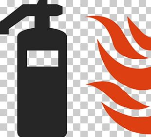 Fire Extinguisher Symbol Business Card Logo PNG