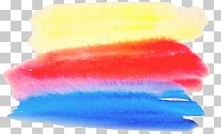 Watercolor Painting Paper PNG