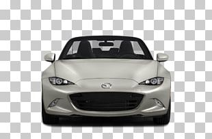 2016 Mazda MX-5 Miata Sports Car Personal Luxury Car PNG