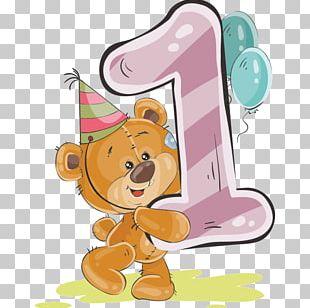 Teddy Bear Wedding Invitation Birthday Greeting & Note Cards PNG