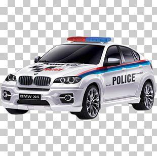 Police Car BMW X6 Ford Crown Victoria Police Interceptor PNG