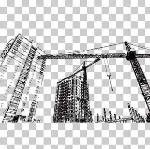 Building Architectural Engineering Project PNG