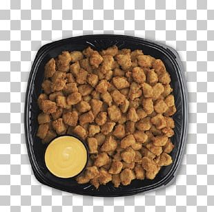 Chicken Nugget Fast Food Chick-fil-A Catering Tray PNG