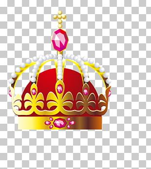Crown Designer Pearl PNG