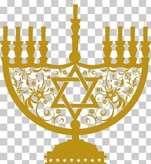 Temple In Jerusalem Hebrew Calendar Judaism Menorah Jewish Holiday PNG