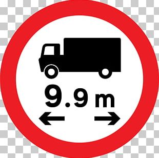 Car Traffic Sign Truck Speed Limit PNG